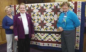 2008 Charity Quilt