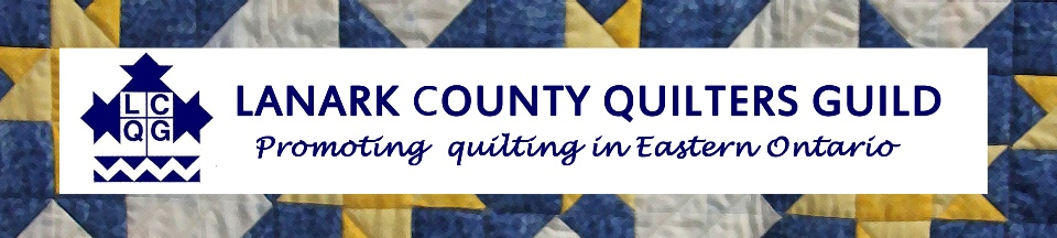 Lanark County Quilters Guild | An organization promoting quilting ... : quilt shops ontario - Adamdwight.com