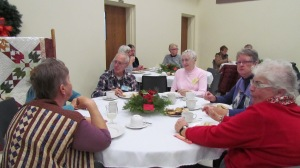 2014 Christmas Sale and Luncheon
