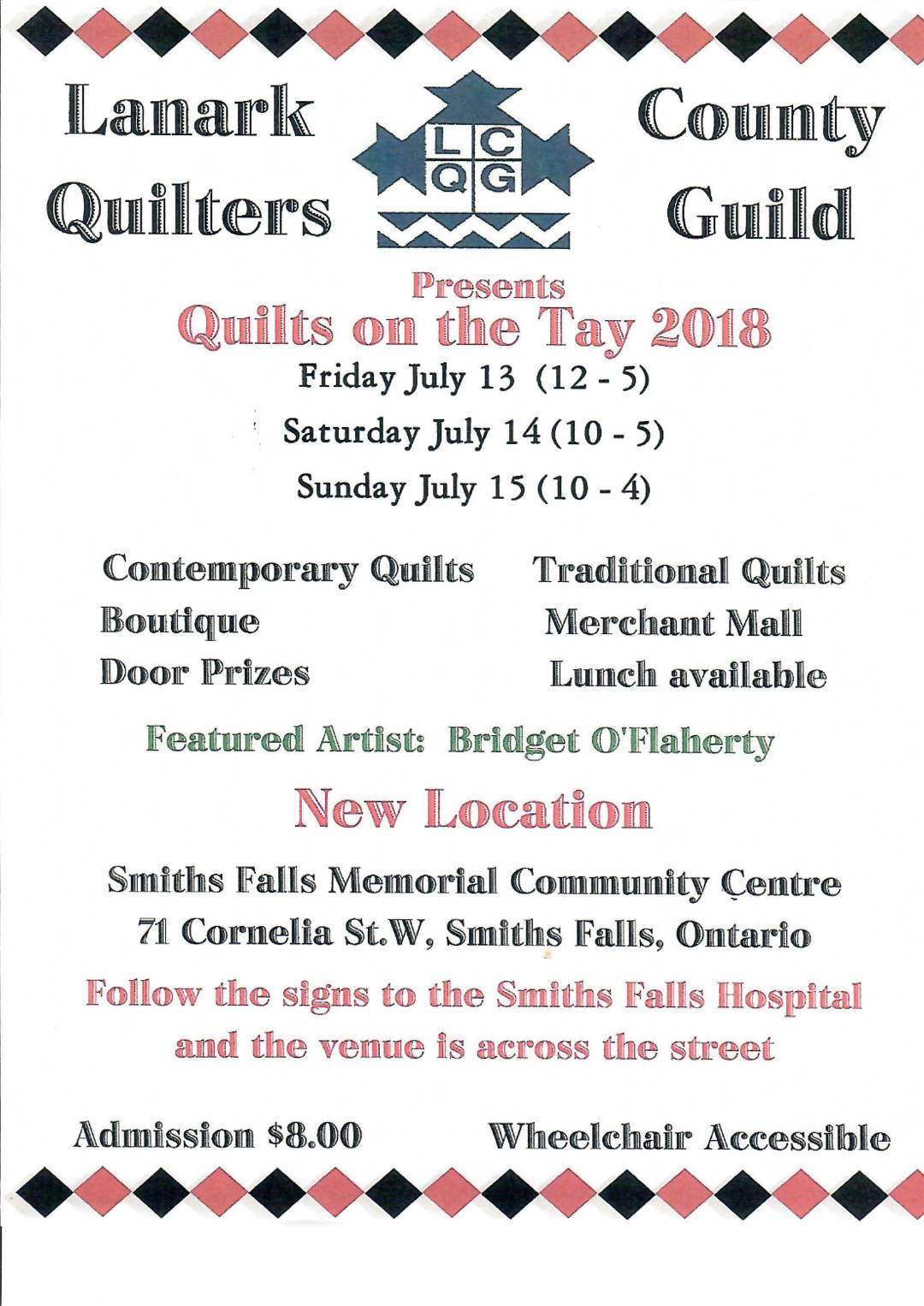 Quilts-on-the-Tay-2018-Poster