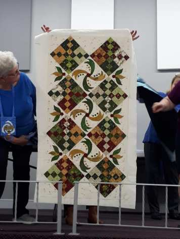 Retreat quilt-2