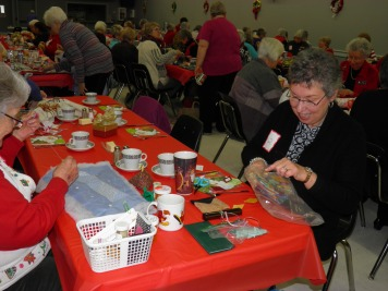 Quilt Time 2018, Lanark County Quilters Guild