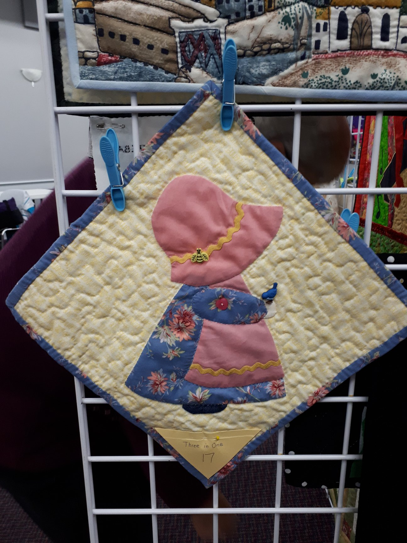 2019 Guild Challenge-Idioms! – Lanark County Quilters Guild